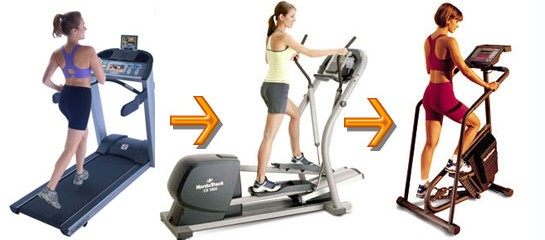 Common Cardio Exercise-Workout Mistakes On Cardio Machines