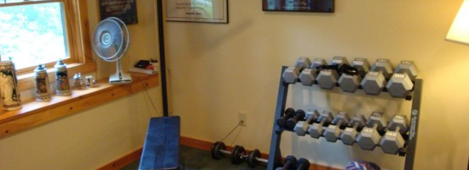 Body fitness how to maintain your home gym routine